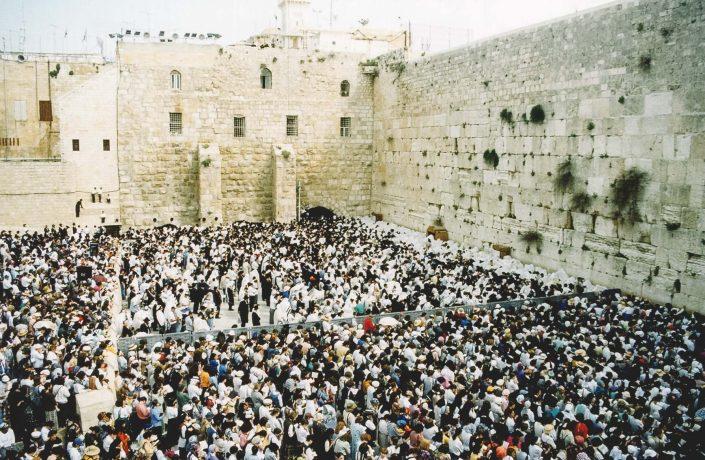 Israeli's Celebrate High Holy Days