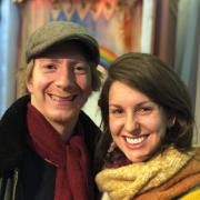 Simon and Liz Nygaard